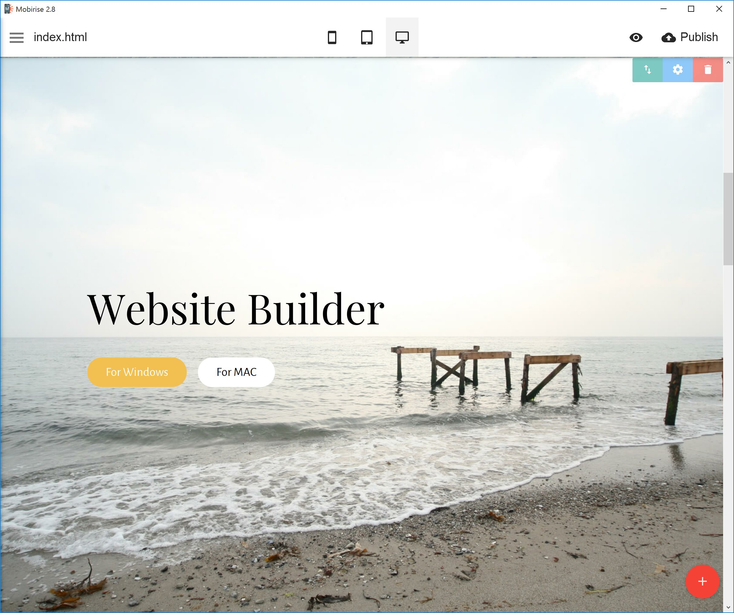 How to Develop a Free Site in HTML5