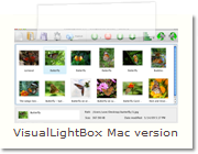 Web Photo Gallery Mac version